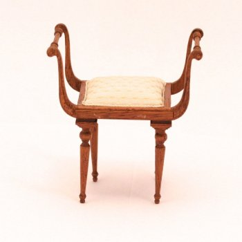 Lady's Bench Seat by Taller Targioni