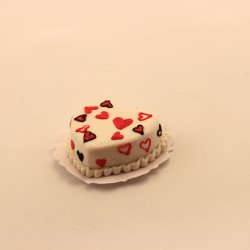 Heart Cake by Bright Delights