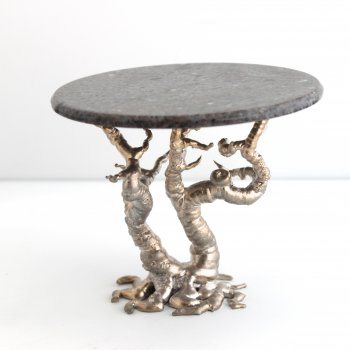 Enchanted Forest Occasional Table by J. Getzan