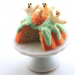 Cake - Haunted bundt