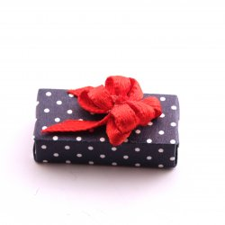 Present - Red Bow