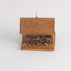 Bird Feeder by All Through the House