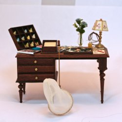 Butterfly Desk by Taller Targioni