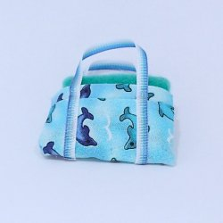 Beach Bag with Blanket