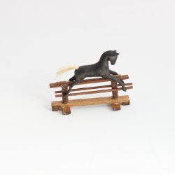 Hand Carved Glider Rocking Horse